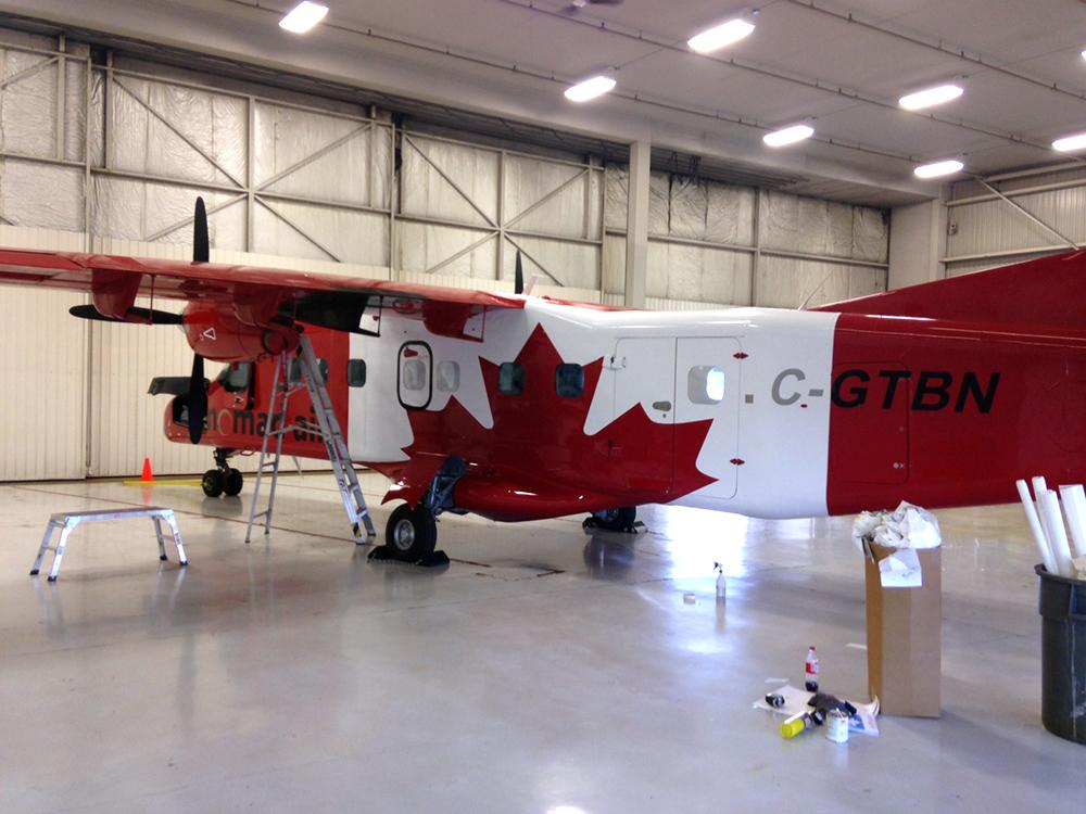2013 Nomad Airplane Fleet Graphics