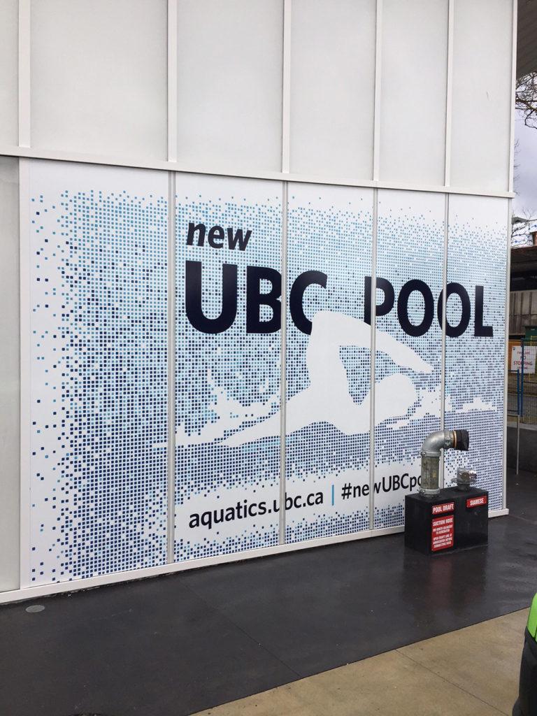 2017 UBC Pool Window Graphics