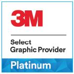 3M Select Graphic Partner - Platinum Partner
