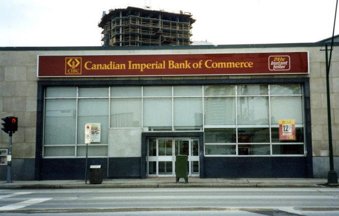 1987 CIBC Building Graphics