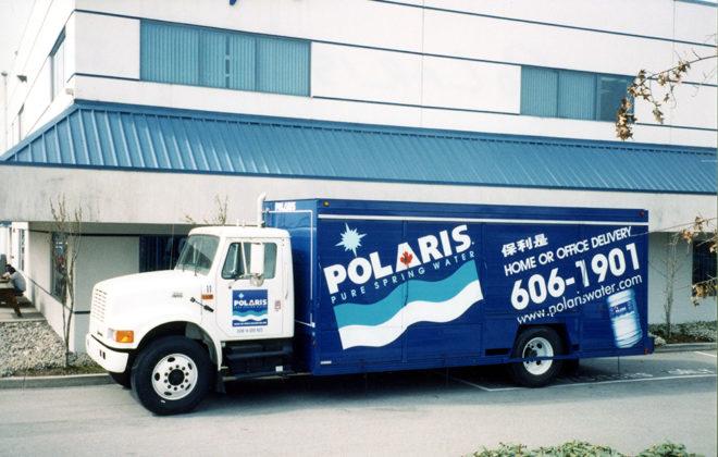 2002 Polaris Fleet Graphics