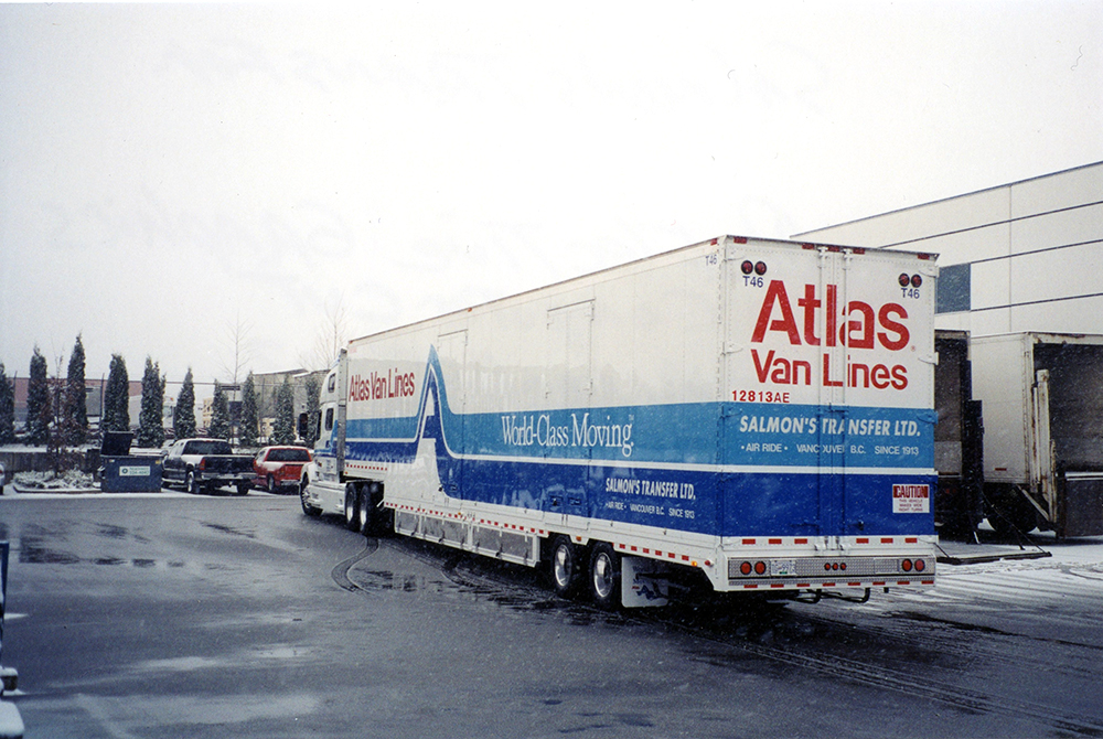 2002 Salmon's Transfer Fleet Graphics