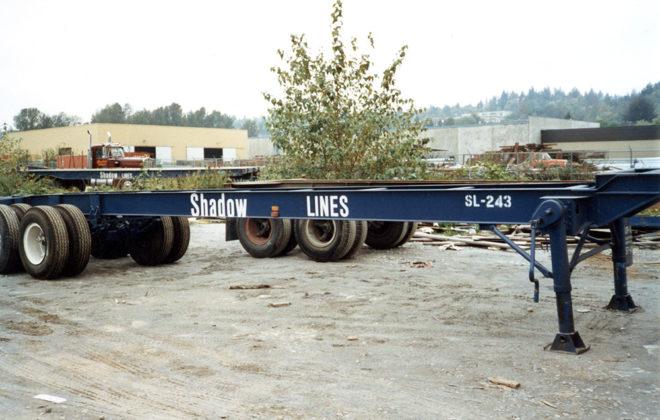 1986-2005 Shadow Lines Fleet Graphics