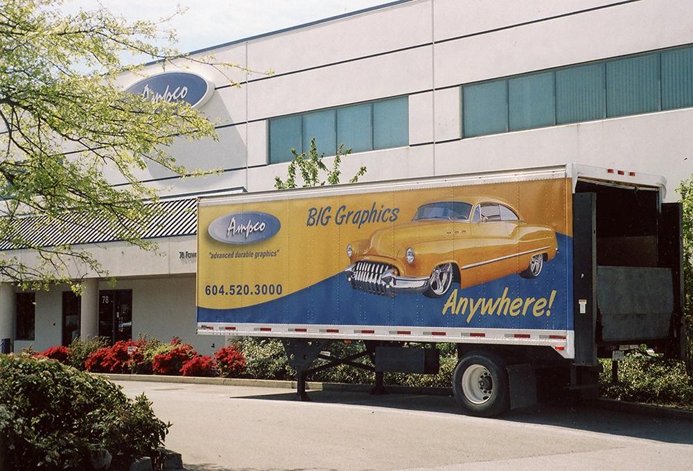 2004-2009 AMPCO Fleet Graphics
