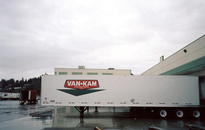 2004 Van Kam Fleet Graphics