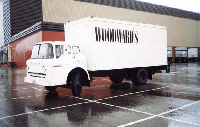 1987 Woodwards Fleet Graphics