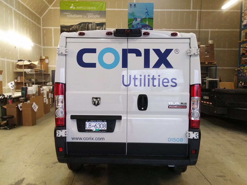 2017 Corix Fleet Graphics