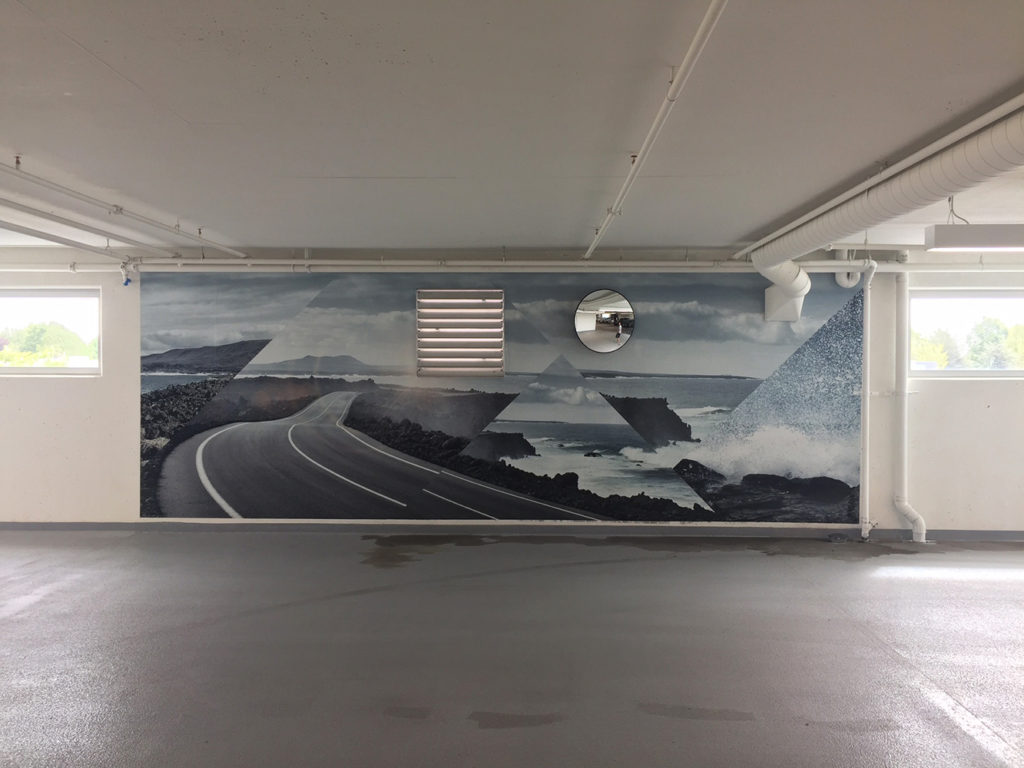 2017 Cowell Auto Group Wall Graphics