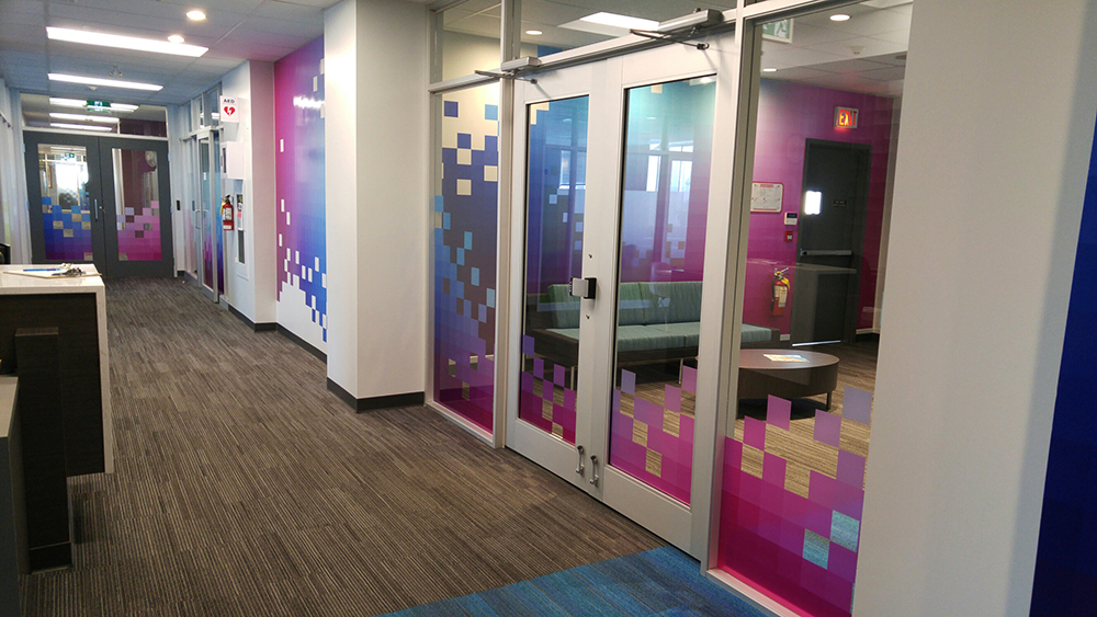 2017 Cygnus Wall and Window Graphics