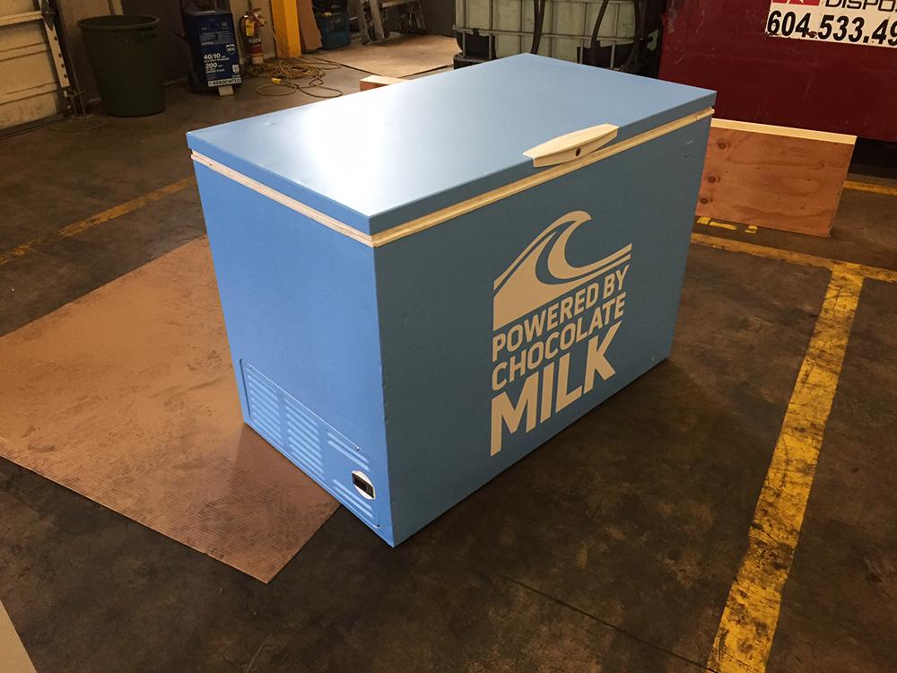 BC Dairy Association Freezer Wrap 2016