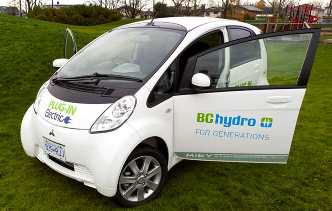 BC Hydro Decals