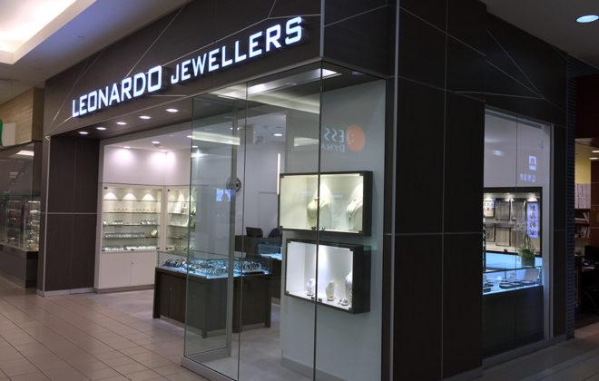 Leonardo Jewellers Architectural Finishing 2018