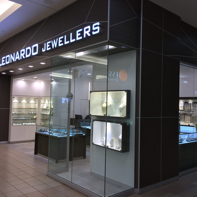 Leonardo Jewellers Architectural Finishing 2018