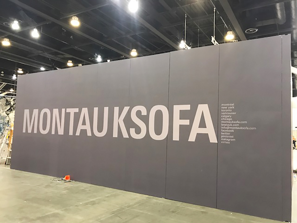2017 Montauk Sofa Hoarding