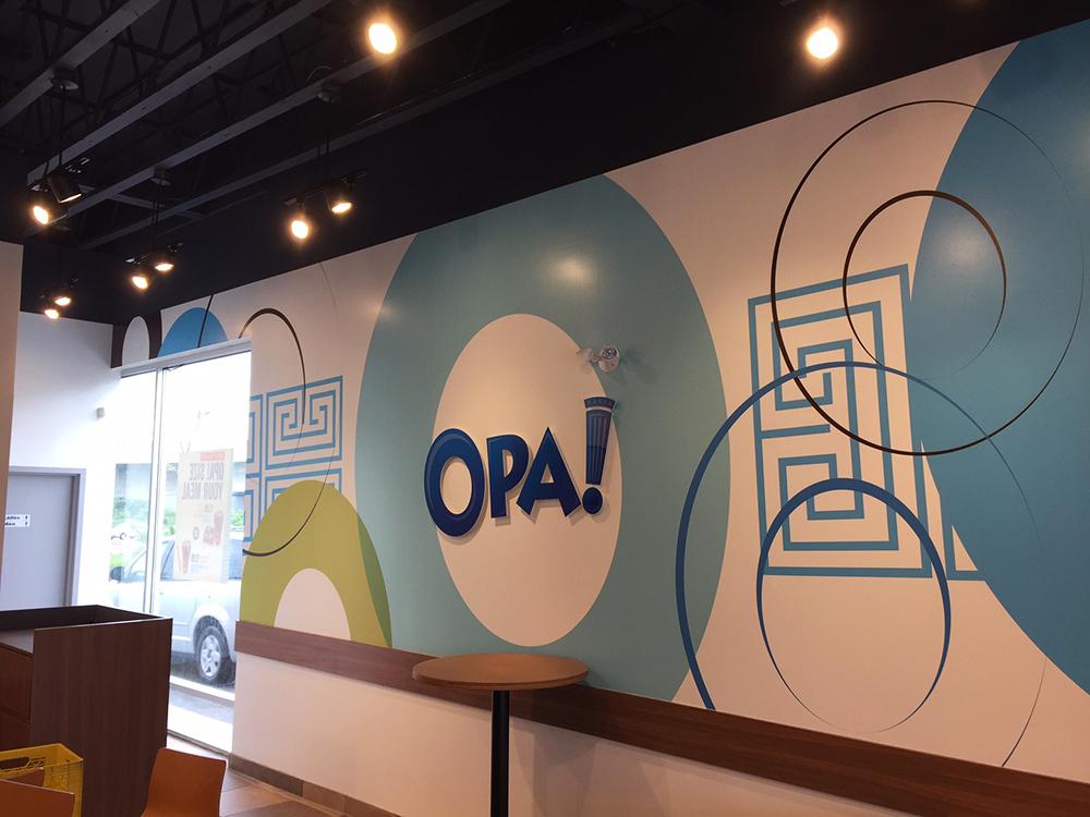 2017 OPA Wall Graphics
