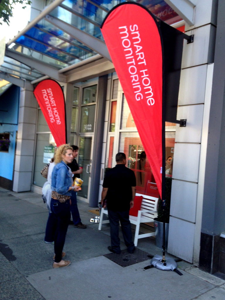 Rogers Pop Up Store Banners 2015