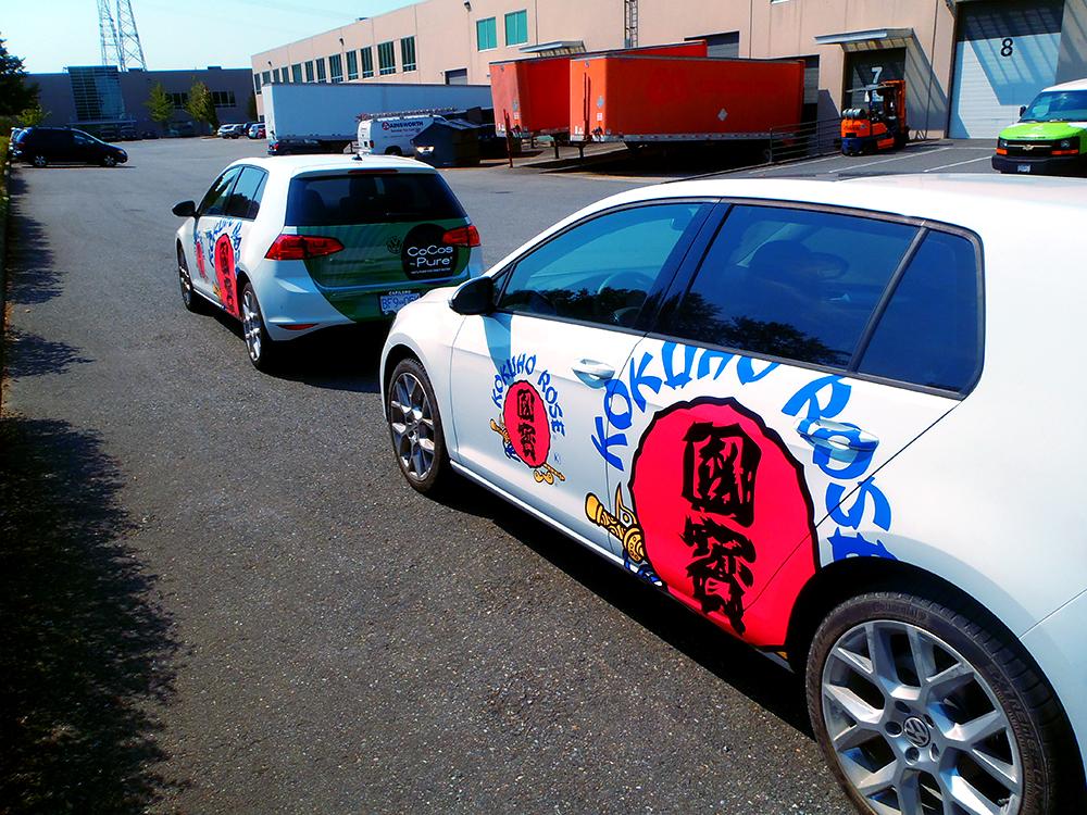 Kokuho Rose Vehicle Decals 2015