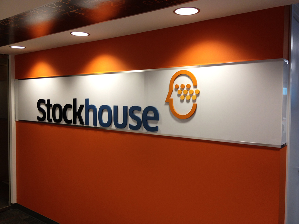 2012 Stockhouse Office Wall Graphics