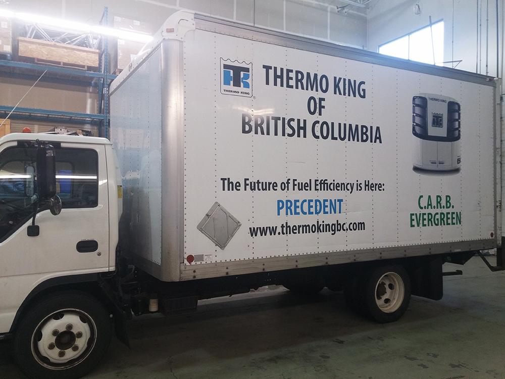 2017 Thermo King Fleet Graphics