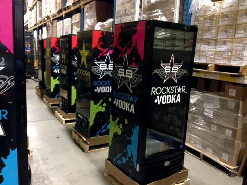 Rockstar Cooler Wraps 2015