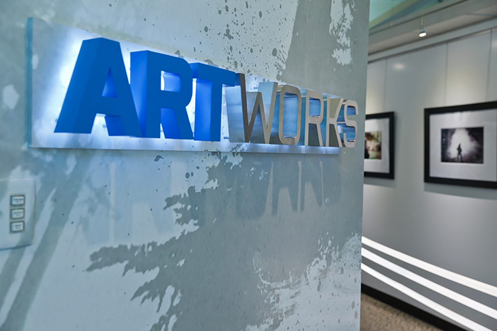 2015 Art Works Office Wall Graphics