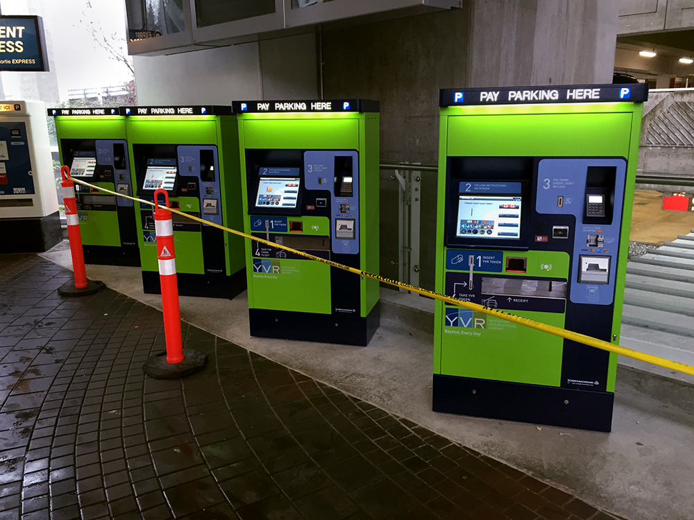 YVR Paystation Wraps 2015