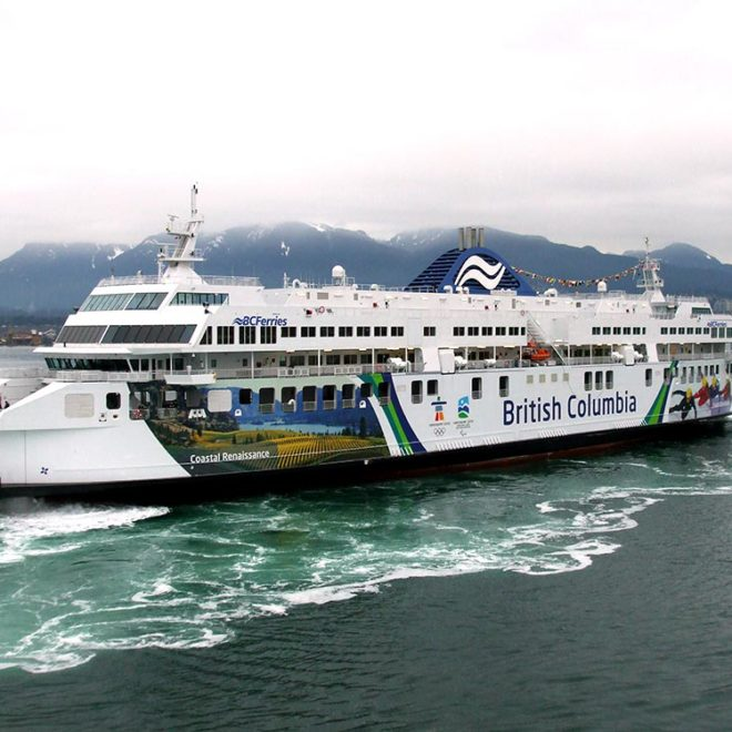 BC Ferries Wrap