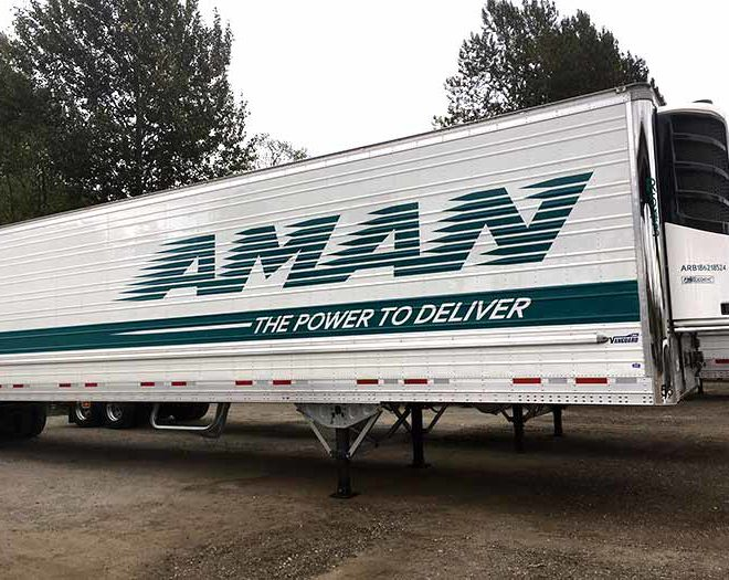 Aman Fleet Graphics